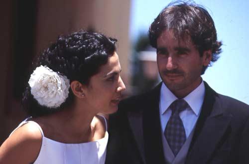 Jacobo Martos el hijo de Raphael y Toni Acosta se
