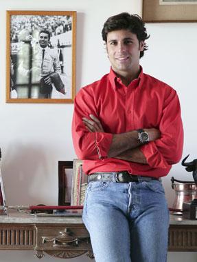 Francisco Rivera Ordez cuenta su vida