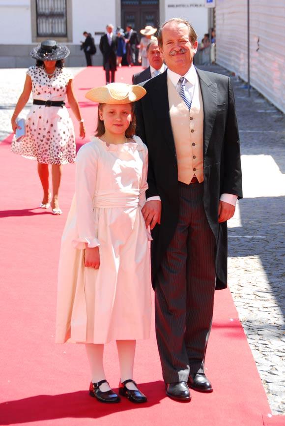 La Rom 225 Ntica Boda De Carlos Felipe De Orleans Y Diana