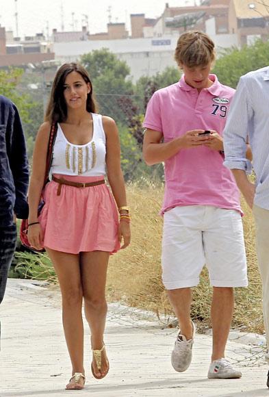 Sergio Canales el nuevo fichaje del Real Madrid busca casa en la capital con su novia