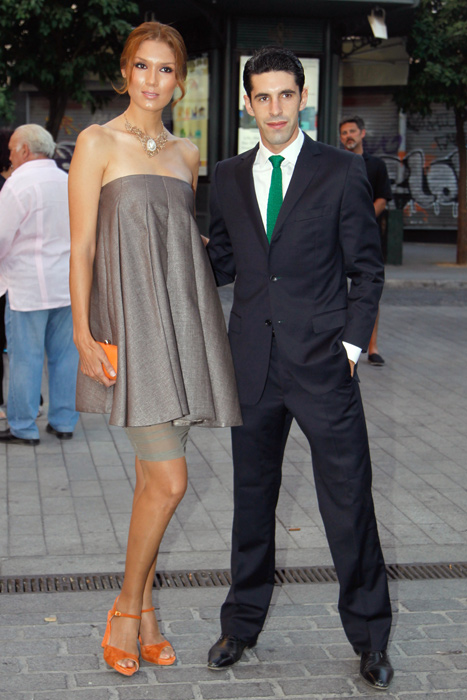 Alejandro Talavante se casa con la modelo mexicana Yessica
