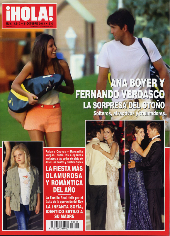 Isabel Preysler ya conoce a Fernando Verdasco