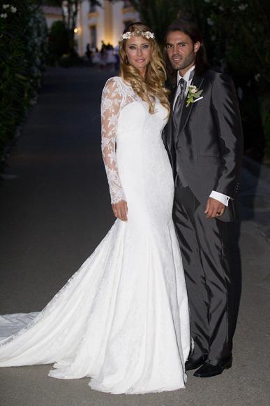 La romntica boda de Elisabeth Reyes y Sergio Snchez