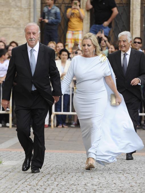 La poltica y la alta sociedad se dan cita en la boda del hijo del presidente de Iberdrola  Foto