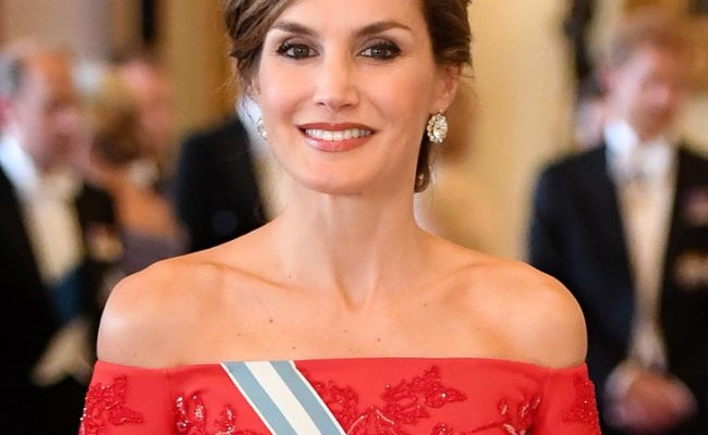 Queen Letizia Jewellery June 2014 Page 42 The Royal