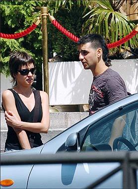 Fran Perea y Vernica Snchez de nuevo juntos