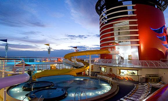 Seis cruceros para ir de vacaciones con los nios