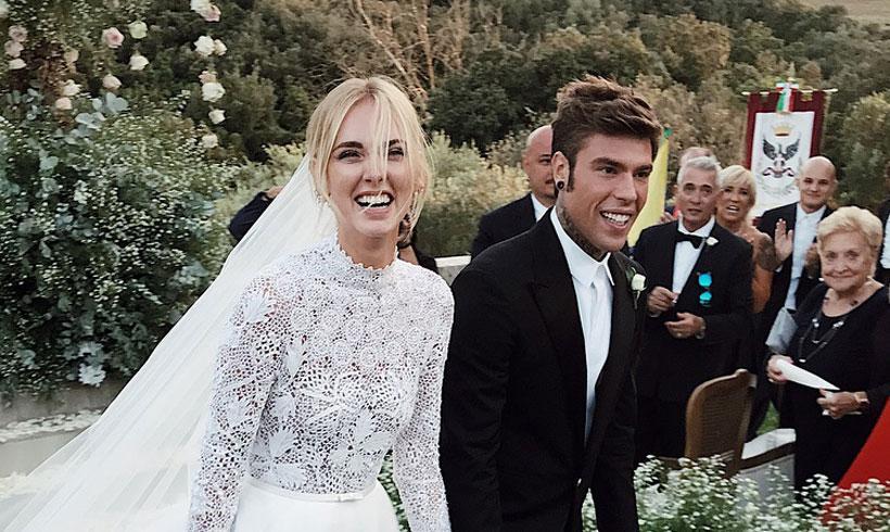 Ya son marido y mujer La boda de ensueo de Chiara