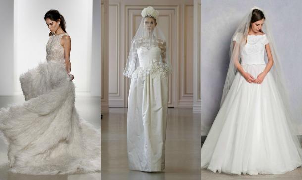 Vestidos de novia 2016 Todas las tendencias que conocemos