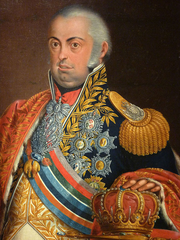 Carlota Joaquina de Borbn infanta reina y emperatriz  Foto