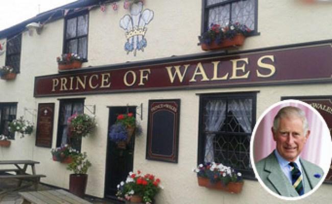 Un Bar Llamado Príncipe De Gales Recibe Una Factura De