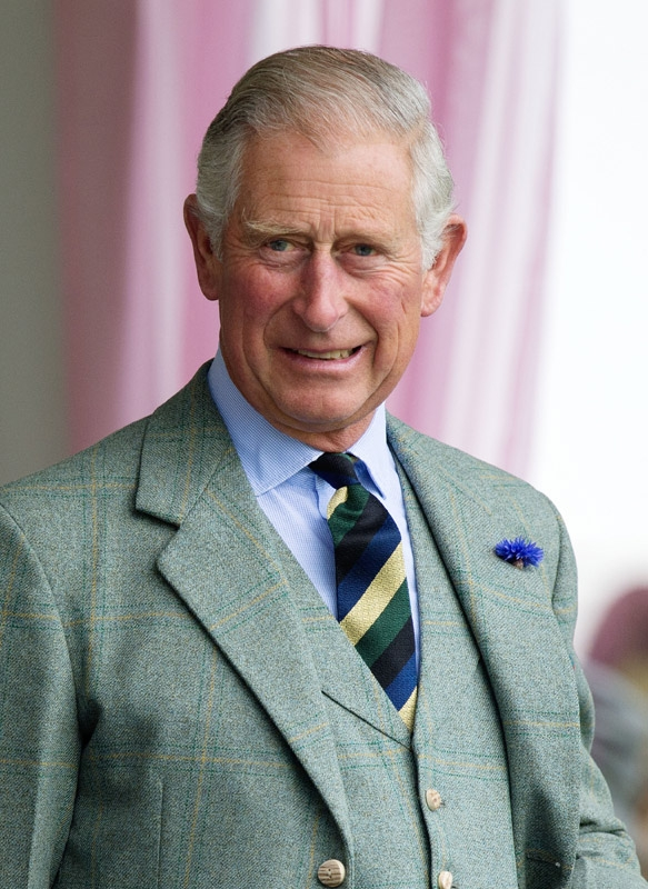 Carlos De Inglaterra Hola