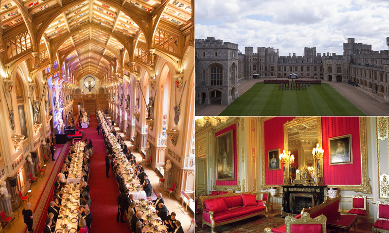 La Casa Windsor