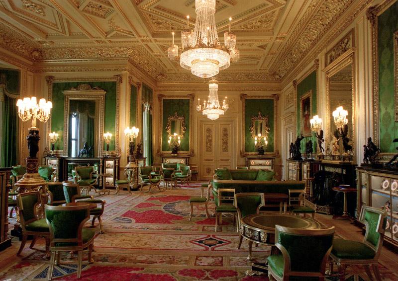 Descubre el Castillo de Windsor donde el prncipe Carlos ha sido anfitrin de una cena muy