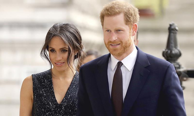 Boda del prncipe Harry y Meghan Markle Comunicado del Palacio de Kensington tras conocerse que