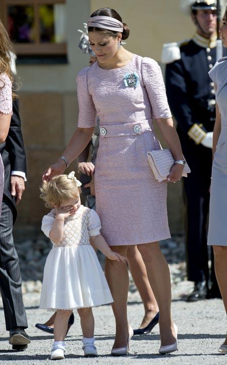 Bautizo Real de la princesa Leonore de Suecia  Foto 8
