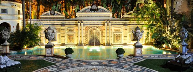 La mansin de Versace en Miami un glamouroso renacimiento