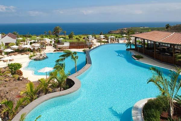 Resorts de ensueo en Canarias para huir del fro