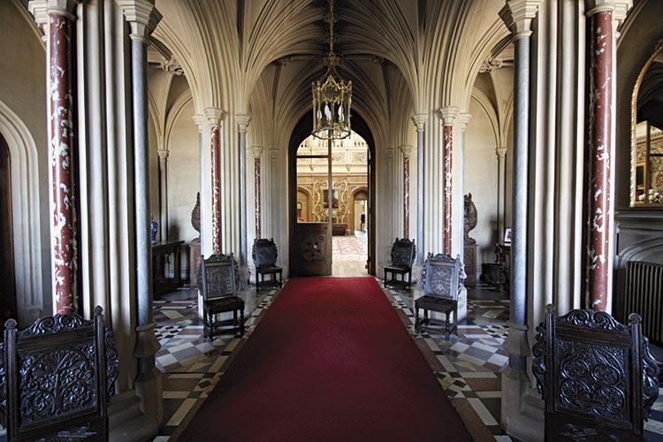 Un t en Downton Abbey Visitamos el castillo ingls