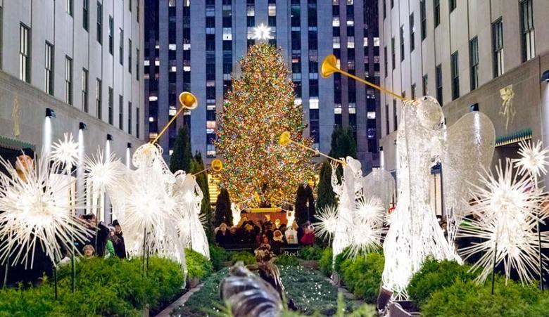 Resultado de imagen de nueva york en navidad