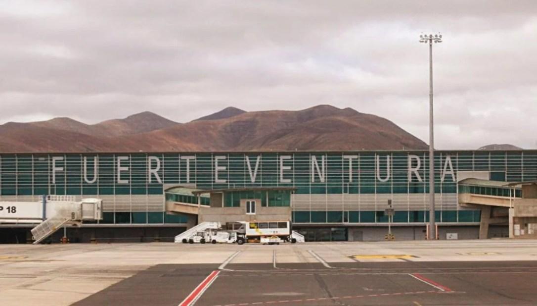 aéroport Fuerteventura