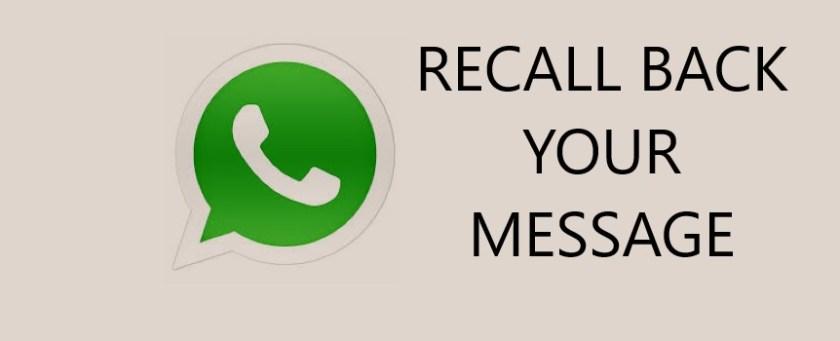 delete sent whatsapp messages