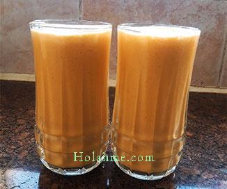 Mango-milkshake-pinterest-836x1024 EASY BUDGET FRIENDLY MANGO MILKSHAKE