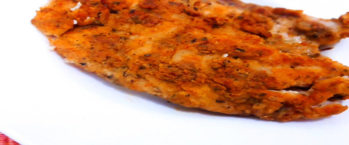 CRUNCHY PAN FRIED FISH FILLET RECIPE