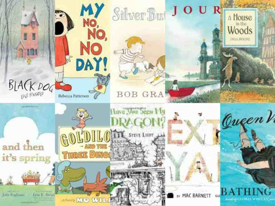 this has been a great year for picture books it was really hard to come up with the list of our top 10 but with some help from the kids we finally - Best Childrens Christmas Books