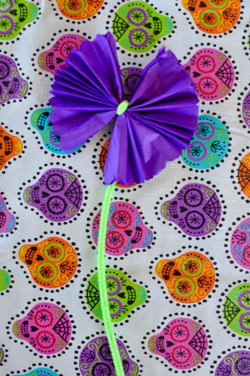 How To Make Paper Flowers For Day Of The Dead Hola Jalapeohola