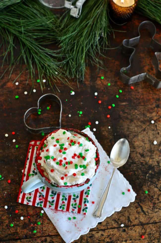 Sugar Cookie Hot Chocolate Recipe