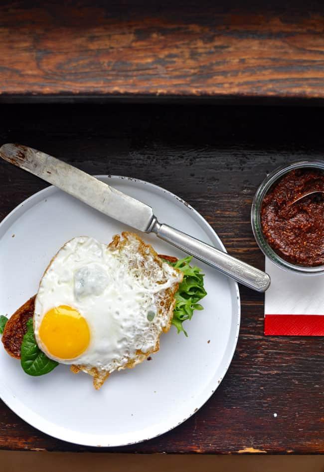 Fig Chipotle Jam Recipe