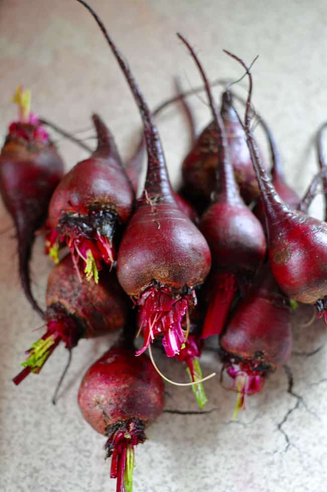 Roasted Beet Salad with Lime Recipe