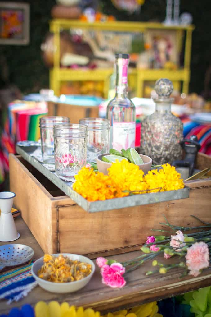 How to Throw A Day of the Dead Fiesta