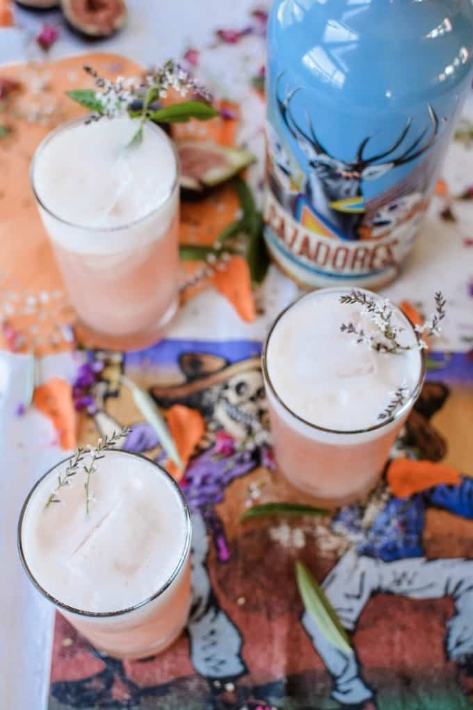 Tequila cocktails are the best way to celebrate Day of the Dead. #holajalapeno #ad #tequila #cazadoresambassador