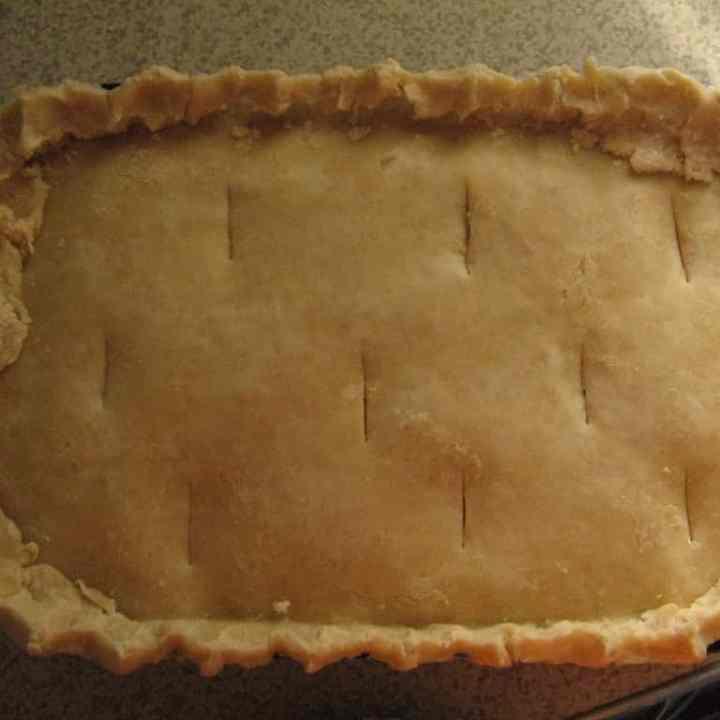 Chicken Pot Pie {Dairy-Free}