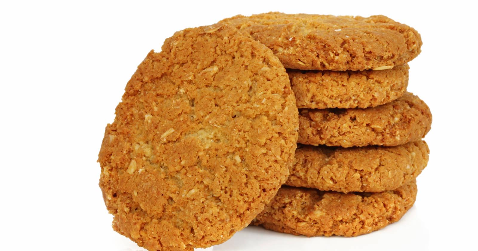 Resultado de imagen para galletas de avena