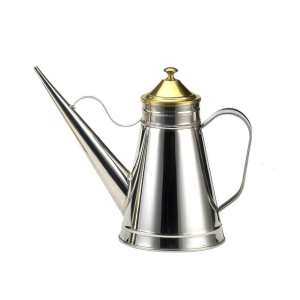 Arab Teapot-Shaped Oil Canister