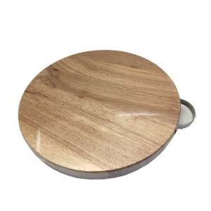 KW-W Cutting Board-Round