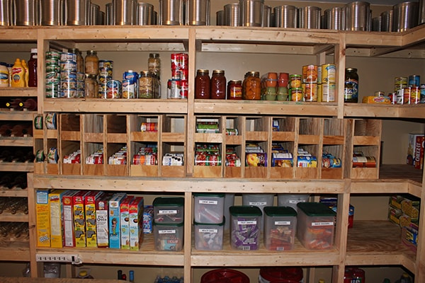 Holar - Blog - Survival Food Storage - The Beginner's Guide on a Budget - Where to Store Your Survival Food