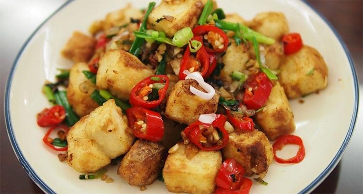 Holar - Blog - How to Make 5 Fantastic Salt and Pepper Dishes at Home - Salt and Pepper Tofu
