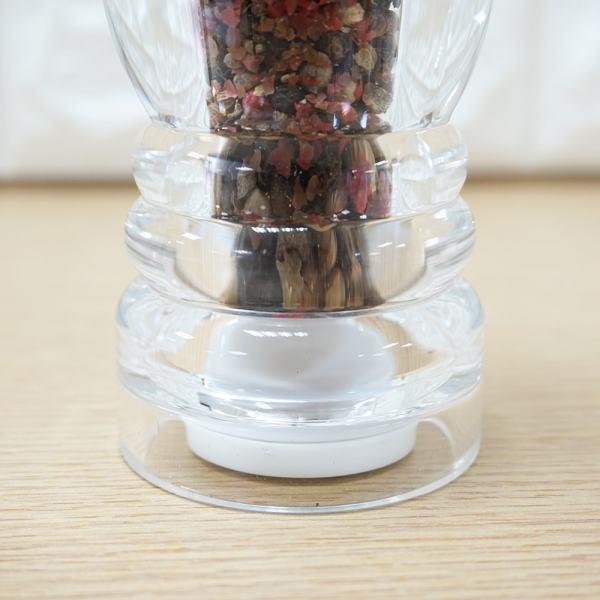 HOLAR AT AC Acrylic Salt and Pepper Mill Grinder Plastic - 4