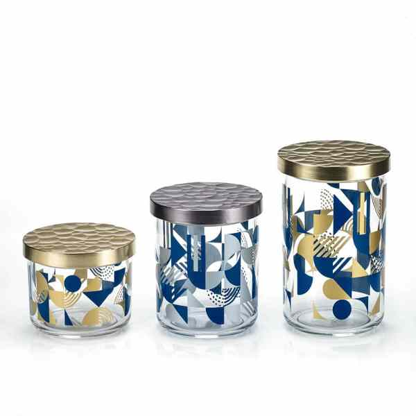 HOLAR DY-58 Canister with Printing Acrylic - 2
