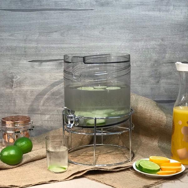 HOLAR TA-GD Juice Drink Beverage Dispenser - 6