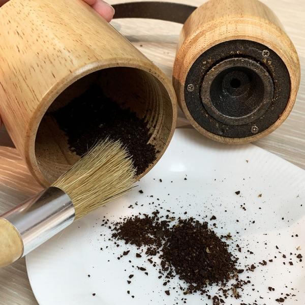Holar BR-BQ36 Coffee Brush-3
