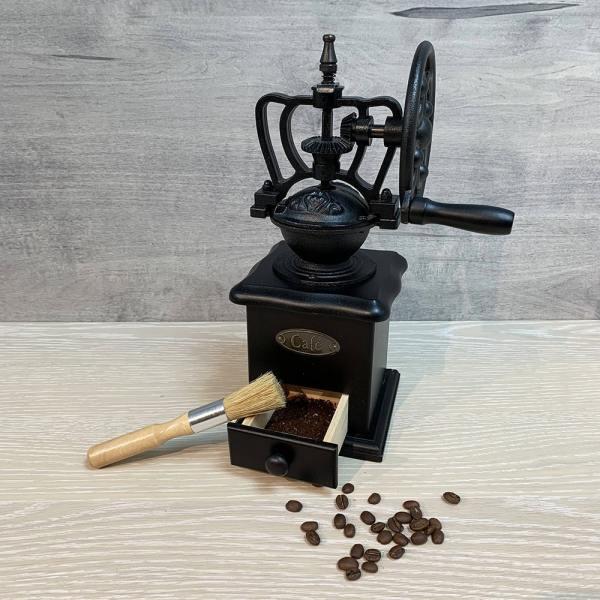 Holar BR-BQ36 Coffee Brush-5