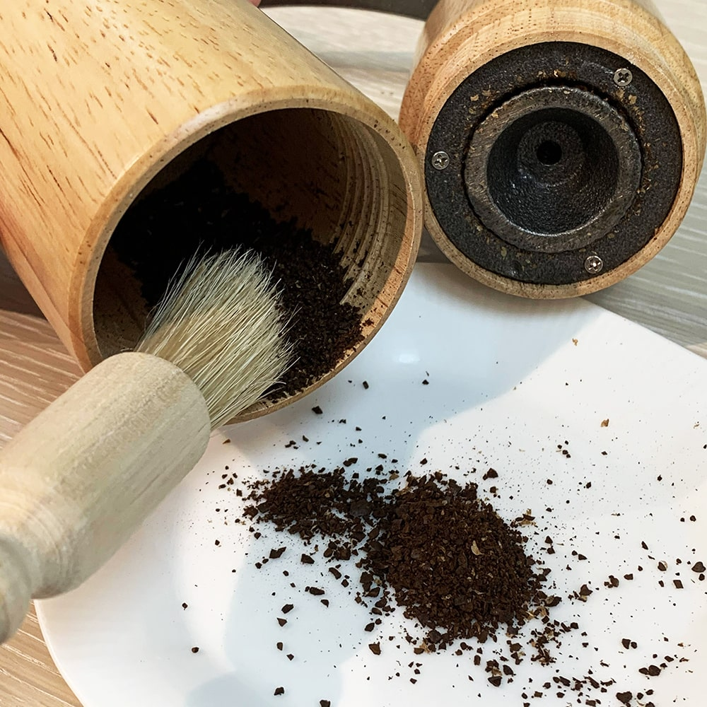 Holar BR-BQ38 Coffee Brush-3