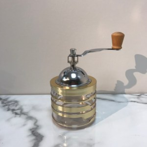 CM-HK Gold Canister Coffee Grinder