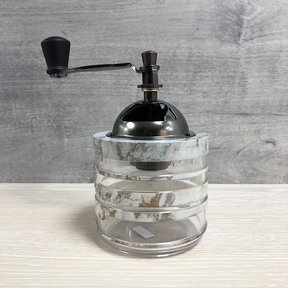 Holar CM-HK3MB-C Marble Canister Coffee Grinder-1