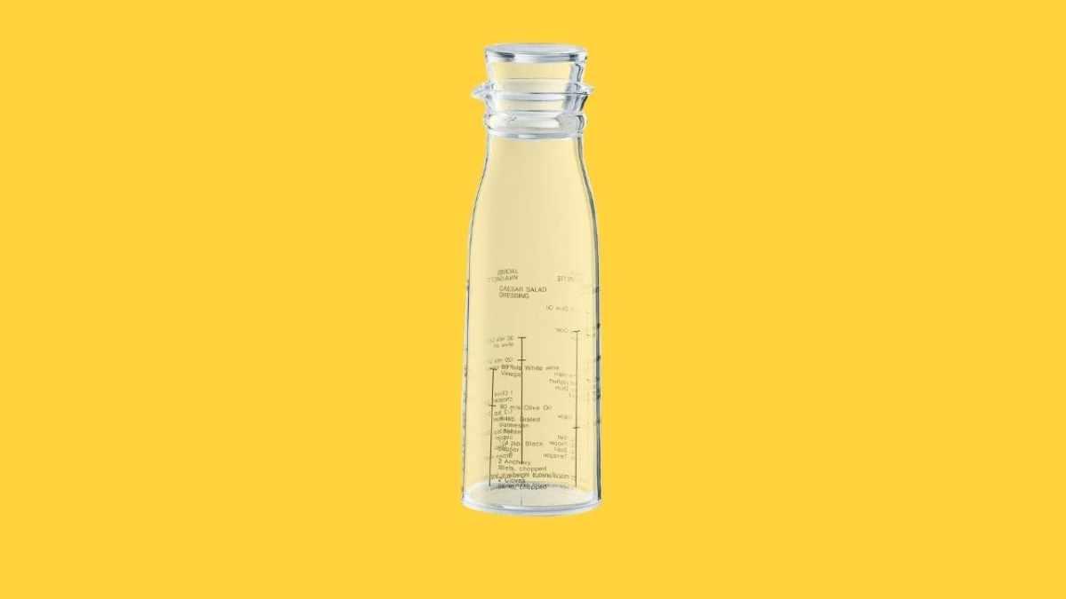 Holar HK-090 salad dressing bottle shaker-cover